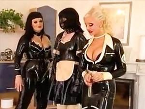 BDSM,Kadın dominasyonu,Lateks