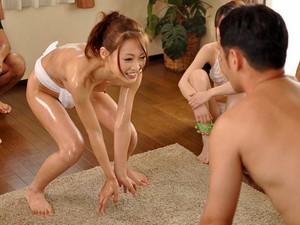 Cute Little Hotties Having Fun Sex Games During Summer - AviDolz