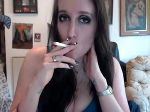 Amatörler,Esmerler,Fetiş,Sigara içmek,Tekli,Webcam