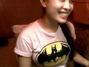 Lovely Filipina On Webcam