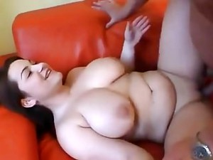 Cute Chubby Girl Having Tits Sucked And Fucked