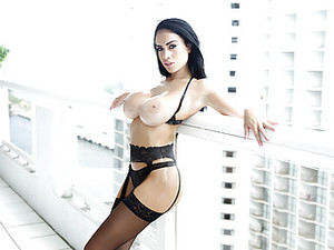 TeamSkeet - Hot Sexy Brunette Pounded By Hard Cock