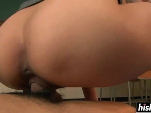 Asian Cutie Gets Fucked In Hardcore Fashion