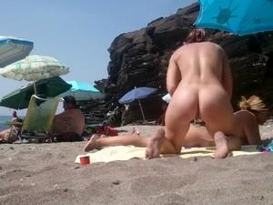 La plaja,Pasarica stramta,Voyeur
