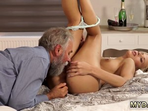 Dating Daddy And Old Guy Having Sex With Young Surprise Your Girlplayfellow And She Will