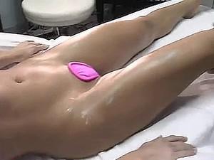 Ashley Lawrence Aka Fembomb - Laser Bikini (Enhanced)