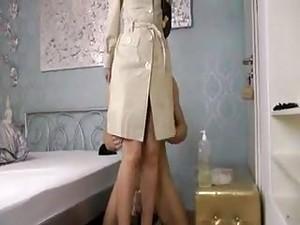 Dominação feminina,Nylon
