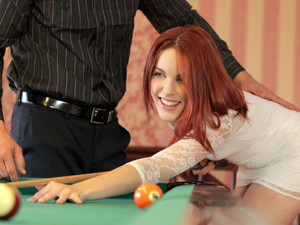 Amarna Miller In Playing For Keeps - NubileFilms