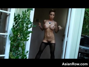 Sexy Asian Whore With A Lot Of Tattoos