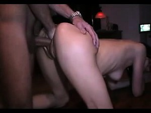 She Dildos While He Exercises Her Asshole Right Into A Huge