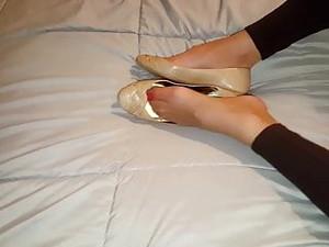 نايلون,ملابس نايلون,حذاء