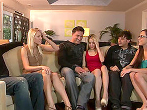Hot And Kinky Group Sex Action Starring Delicious Sex Bombs