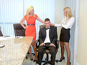 Seksi olgun,FFM,Naylon,Uzun çorap