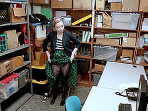 18-19 tahun,Rambut pirang,Nilon,Ruang kantor,Pantyhose,Gadis remaja