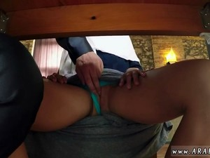 Shaved Brunette And Big Tits Pussy Milf Hungry Woman Gets Food And Fuck