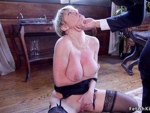 Master Gives Ass To Mouth To Mom And Teen