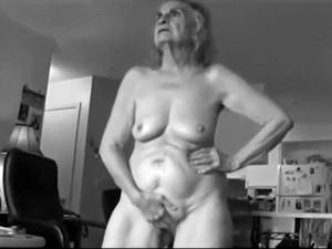Бабуля,Волосатые,Зрелые