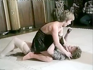 Vintage Catfight