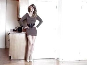 Crossdresser Amnesia And That Sexy Phat Ass