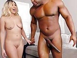 Anal Slut Summer Chase Fucks Davin King's Big Black Cock