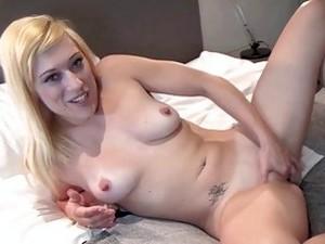 Blonde Voyeur Axa Jays Blowjob And Public Flashing