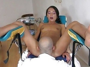 Nasty Teen Nataly Gold Banged In The Ass