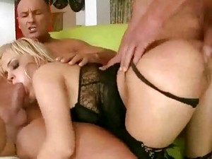 Exotic Beauty Enjoys Hard Anal Sex Outdoor