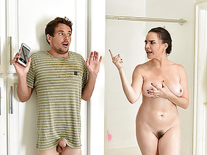 Shower Surprises Always End In Having Sex