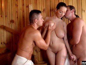Sex in trei,Sex cu doi,Sauna