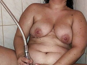 Another Masturbation Session In The Shower