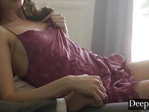 Deeper Mischevious Elena Koshka Playfully Seduces Her Friend