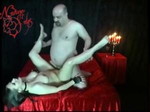 Gothic Girl Demonized & Dirty! Full Movie With Nadine Cays
