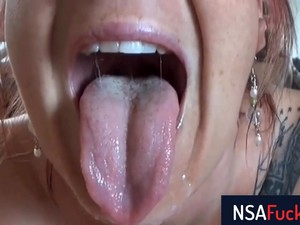Best Hardcore Cum In Mouth Compilation Part2