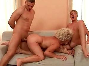 Lusty Grandmas Hot Sex Compilation