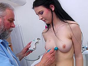 Anal,Doppel anal,Doppel penetration,Prüfung,Fetisch,Gyno,Einfügung