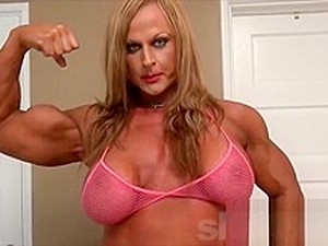 Giant Muscle Lady