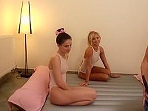 Swimsuit Nuru Massage 3 Way