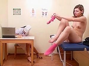 Medical Exam Sarah