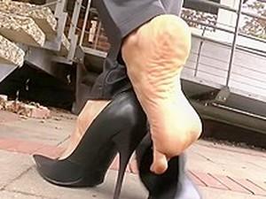 Pés,Fetiche,Sapatos