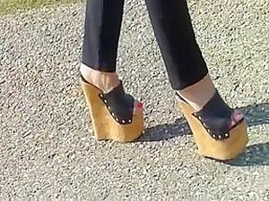سيطرة النساء,حذاء