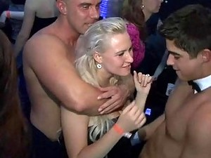 Uncensored Orgy Party With Horny Studs And Babes