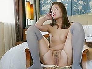 中国人ポルノ,パンスト
