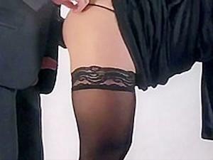 Rahibe,Hamile,Uzun çorap