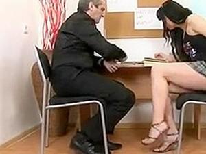 Старик,Русское порно
