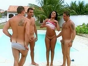 As Panteras - Gangbang At The Pool