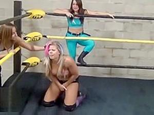3 X 3 Low Blow Wrestling