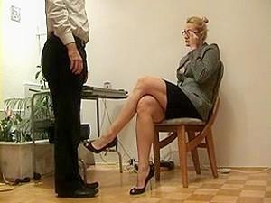 Examen medical,Laba cu piciorul,Invatatoare