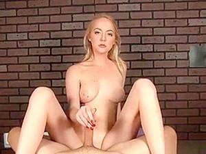 Pov Blonde Teen A Master In Milking Throbbing Cocks