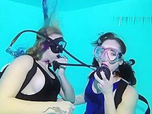 Scuba Buddys Underwater