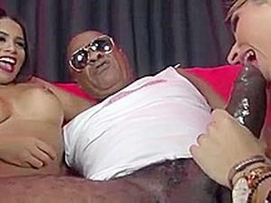 Seks bertiga,Pantat,Bokong  besar,Gadis Brasil,Rambut coklat